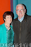 John and eileen Mitchell at the dance in aid of the Pallaitve care centre in the River Island Hotel on Saturday night