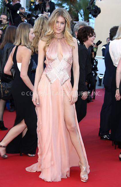 WWW.ACEPIXS.COM....US Sales Only....May 17 2013, Cannes....Doutzen Kroes at the premiere of 'Le Passe' during the 66th Cannes Film Festival on May 17 2013  in France ........By Line: Famous/ACE Pictures......ACE Pictures, Inc...tel: 646 769 0430..Email: info@acepixs.com..www.acepixs.com