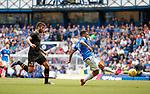 14.07.2019: Rangers v Marseille: Daniel Candeias scores his second goal