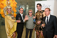 LAS VEGAS, NV - August 11, 2017: ***HOUSE COVERAGE*** Roger Daltrey of  THE WHO launches his Champagne Cuv&eacute;e Roger Daltrey at MR CHOW at Caesars Palace in Las vegas, NV on August 11, 2017. <br /> CAP/MPI/EKP<br /> &copy;EKP/MPI/Capital Pictures