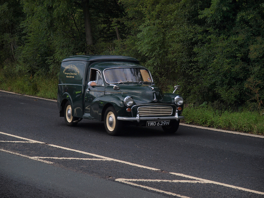 Morris Minor Vans - 1969