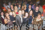 Lee Bradshaw celebrated his 30th birthday and the Station House 3rd Birthday with family anf friends at the Station house on Saturday
