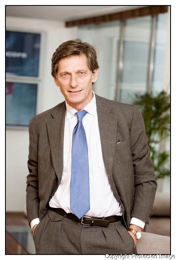 Nicolas de Tavernost<br /> Pr&eacute;sident du groupe M6