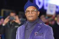 "Samuel L. Jackson<br /> arriving for the ""Glass"" premiere at the Curzon Mayfair, London<br /> <br /> ©Ash Knotek  D3470  09/01/2019"