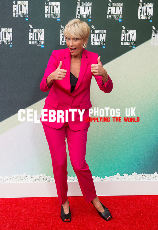 Emma Thompson at the 'The Meyerowitz Stories' premiere, BFI London Film Festival, UK  6th Oct 2017