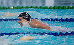 Wales Alys Thomas in action during the Womans 100m Butterfly final <br /> <br /> *This image must be credited to Ian Cook Sportingwales and can only be used in conjunction with this event only*<br /> <br /> 21st Commonwealth Games - Swimming -  Day 2 - 06\04\2018 - Gold Coast Optus Aquatic centre - Gold Coast City - Australia