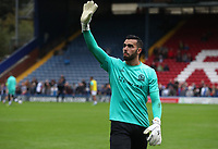 Blackburn Rovers' David Raya<br /> <br /> Photographer Rachel Holborn/CameraSport<br /> <br /> The EFL Sky Bet Championship - Blackburn Rovers v Aston Villa - Saturday 15th September 2018 - Ewood Park - Blackburn<br /> <br /> World Copyright &copy; 2018 CameraSport. All rights reserved. 43 Linden Ave. Countesthorpe. Leicester. England. LE8 5PG - Tel: +44 (0) 116 277 4147 - admin@camerasport.com - www.camerasport.com