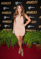 LAS VEGAS, NV - January 16 : Jessica Burciaga pictured at the grand opening of Andrea's at Encore at Wynn Las Vegas in Las Vegas, Nevada on January 16, 2013. Credit: Kabik/Starlitepics/MediaPunch Inc. /NortePhoto