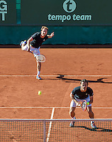 The Hague, Netherlands, 31 July, 2016, Tennis,  The Hague Open, Doubles Final:  Matwe Middelkoop (NED) / Wesley Koolhof (NED) (R)<br /> Photo: Henk Koster/tennisimages.com