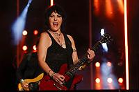 07 June 2019 - Nashville, Tennessee - Joan Jett.2019 CMA Music Fest Nightly Concert held at Nissan Stadium. Photo Credit: Frederick Breedon/AdMedia
