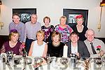 Staff from Eir enjoying their Christmas party on Saturday night at the Grand Pictured front l-r  Catherine Needham, Bridget O'Sullivan, Noreen Barrett, Geraldine Hogan and Sean Hogan. Back l-r  Eddie Barrett, John O'Sullivan, Betty Carmody, Mary Sayers and Joan Tagney