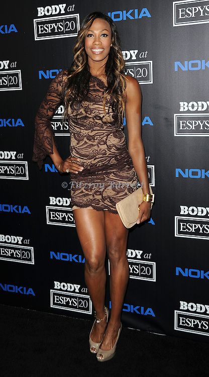 Kim Class at ESPN Presents BODY at ESPYS held at The Belasco Theater Los Angeles, CA. July 10, 2012