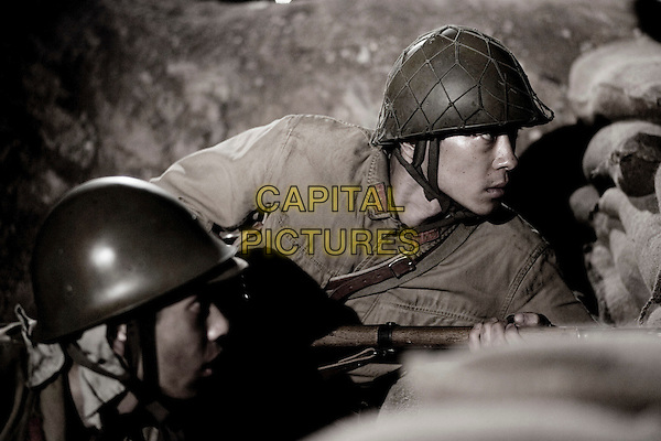 KAZUNARI NINOMIYA & RYO KASE.in Letters from Iwo Jima .**Editorial Use Only**.CAP/FB.Supplied by Capital Pictures