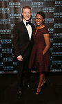 Jeff Kready and Nikki Renee Daniels attends the Abingdon Theatre Company Gala honoring Donna Murphy on October 22, 2018 at the Edison Ballroom in New York City.