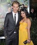 Austin Butler and Vanessa Hudgens at Warner Bros. L.A. Premiere of JOURNEY 2 The Mysterious Island held at The Grauman's Chinese Theatre in Hollywood, California on February 02,2012                                                                               © 2012 Hollywood Press Agency