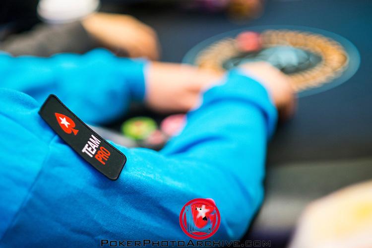 Pokerstars Team Pro Branding