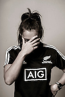 150528 Women's Rugby - Black Ferns Headshot Outtakes