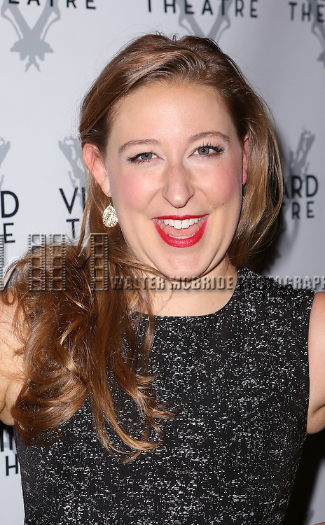 Sophie von Haselberg attends the Off-Broadway opening Night Performance After Party for 'Billy & Ray' at the Vineyard Theatre on October 20, 2014 in New York City.