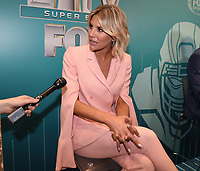 MIAMI BEACH, FL - JANUARY 28: Charissa Thompson attends the Fox Sports Media Day during Super Bowl LIV week on January 28, 2020 in Miami Beach, Florida. (Photo by Frank Micelotta/Fox Sports/PictureGroup)