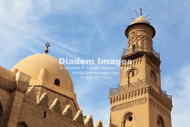 Madrassa and Mausoleum of Qalaun - Cairo, Egypt