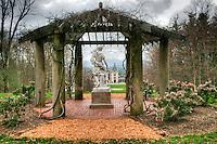 Diana statue at Biltmore estate