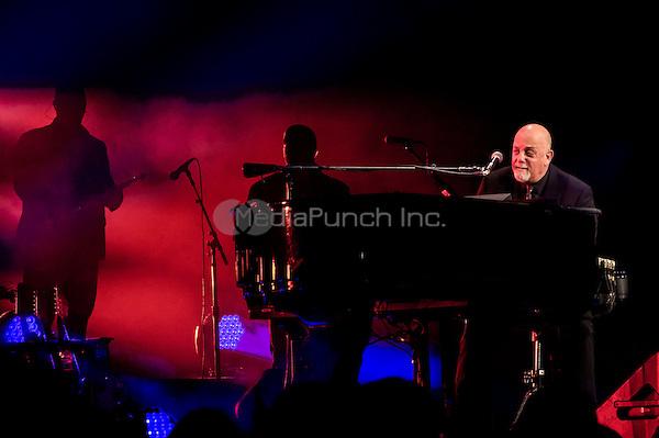 LAS VEGAS, NV - April 30, 2016: Billy Joel at T-Mobile Arena in Las vegas, NV on April 30, 2016. Credit: Erik Kabik Photography/ MediaPunch