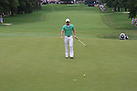 Rory McIlroy (NIR) on the 10th green on day 1 of the World Golf Championship Bridgestone Invitational, from Firestone Country Club, Akron, Ohio. 4/8/11.Picture Fran Caffrey www.golffile.ie