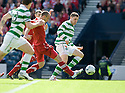 :: ABERDEEN'S ANDREW CONSIDINE TRIPS CELTIC'S GARY HOOPER FOR CELTIC'S PENALTY ::