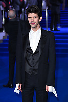 "Ben Whishaw<br /> arriving for the ""Mary Poppins Returns"" premiere at the Royal Albert Hall, London<br /> <br /> ©Ash Knotek  D3467  12/12/2018"