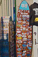 Santa Monica CA Pier Vendor