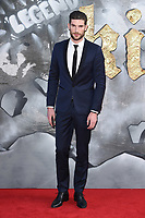 Ryan Barrett at the European premiere for &quot;King Arthur: Legend of the Sword&quot; at the Cineworld Empire in London, UK. <br /> 10 May  2017<br /> Picture: Steve Vas/Featureflash/SilverHub 0208 004 5359 sales@silverhubmedia.com