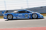 \Scott Pruett (01), driver of Chip Ganassi Racing BMW  in action during the Grand Am of the Americas, Rolex race at the Circuit of the Americas race track in Austin,Texas...