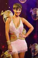 Frankie Bridge (Sanford) at the Strictly Come Dancing Launch, London, 02/09/2014 Picture by: Alexandra Glen / Featureflash