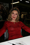 Julie Newmar - Batman appears at Big Apple Comic Con for autographs and photos on October 16 (and 17 & 18), 2009 at Pier 94, New York City, New York. (Photo by Sue Coflin/Max Photos)