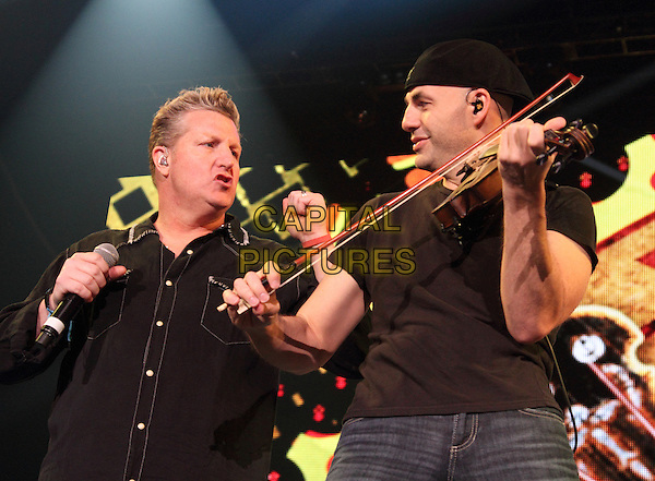 LONDON, ENGLAND - MARCH 16: Rascal Flatts at C2C, Country to Country - Day Two -  at the O2 Arena, London on March 16, 2014 in London, England.<br /> CAP/ROS<br /> &copy;Steve Ross/Capital Pictures