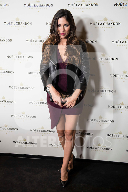 "Melissa Jimenez attends to the photocall of the party ""OpenTheNow of Moët & Chandon in Madrid, December 02, 2015<br /> (ALTERPHOTOS/BorjaB.Hojas)"