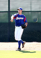 Joe Wieland / Texas Rangers 2008 Instructional League..Photo by:  Bill Mitchell/Four Seam Images