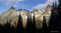 Cutthroat Mt, North Cascade Mountains, Washington