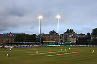 General view late in the day during Essex CCC vs Middlesex CCC, Specsavers County Championship Division 1 Cricket at The Cloudfm County Ground on 28th June 2017