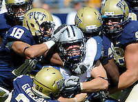 9-11-10.NEW HAMPSHIRE @ PITTSBURGH.FINAL : PITT 38 VS UNH 16