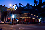 The Comedy Store (once Ciro's Nightclub) on the Sunset Strip in West Hollywood, CA