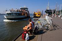 Deutschland, Hamburg, Fähranleger Neumühlen
