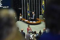 BRASÍLIA, DF, 02.02.2017 – PRESIDÊNCIA-CÂMARA – O deputado, Jovair Arantes candidato a presidência da Câmara, durante Sessão na Câmara dos Deputados, de eleição para presidência da Câmara, nesta quinta-feira, 02. (Foto: Ricardo Botelho/Brazil Photo Press)
