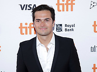 """TORONTO, ONTARIO - SEPTEMBER 08: Nelson Piquet Jr. attends the """"And We Go Green"""" premiere during the 2019 Toronto International Film Festival at Ryerson Theatre on September 08, 2019 in Toronto, Canada. Photo: <br /> CAP/MPI/IS/PICJER<br /> ©PICJER/IS/MPI/Capital Pictures"""