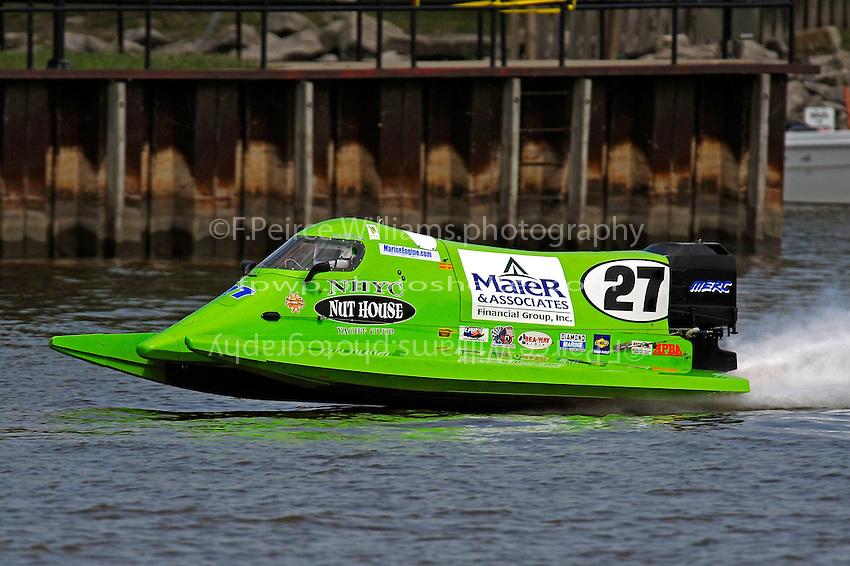 Carlos Mendana (#27)   (Formula 1/F1/Champ class)
