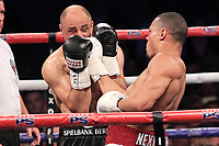 Chris Eubank vs Arthur Abraham during a Boxing Show at the SSE Arena, Wembley on 15th July 2017