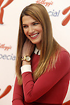 Spanish model and actress Laura Sanchez attends the photocall of the event 'Special K Research'. January 15, 2014. (ALTERPHOTOS/Acero)