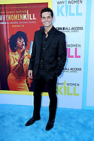 """LOS ANGELES - AUG 7:  Kevin William Paul at the """"Why Women Kill"""" Premiere at the Wallis Annenberg Center on August 7, 2019 in Beverly Hills, CA"""