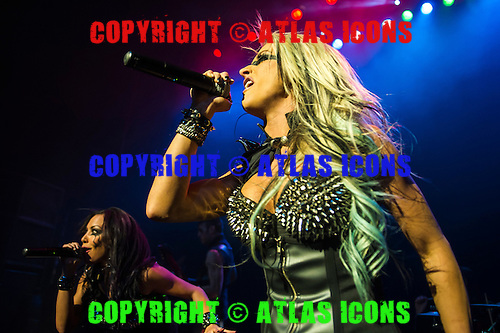 BUTCHER BABIES, 2013, CHRIS SCHWEGLER