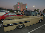A 1958 Chevy pick up at Hot August Nights at the Grand Sierra Resort on Tuesday, August 2, 2016.
